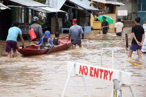 Die Menschen wurden im Schlaf vom Unwetter und den Erdrutschen überrascht. AFP