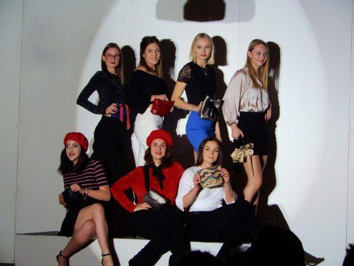 Die Modeschau bildete einen der Höhepunkte.