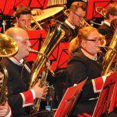 Bürgermusik lädt zum Adventkonzert