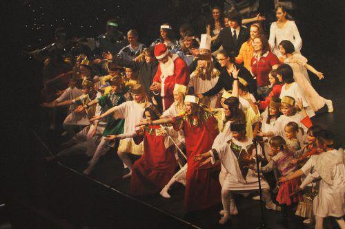 Die Musikschule Bregenz präsentiert ein Musical, das Winter-Weihnachts-Emotionen weckt und sowohl fröhlich als auch nachdenklich stimmt.musikschule Bregenz
