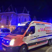 Fünf verletzte Ordensbrüder bei Überfall in Wiener Kirche