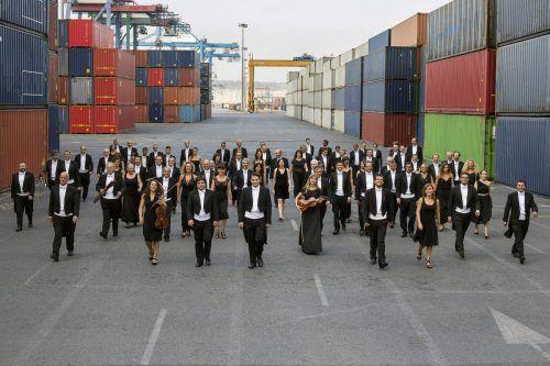 Die Sopranistin Mojca Erdmann und Vadim Gluzman gastieren zusammen mit dem Baskischen Nationalorchester unter der Leitung von Robert Trevino im Festspielhaus Bregenz.Orquesta Sinfónica de Euskadi