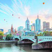 Trendiges Melbourne