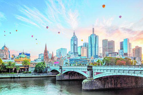 Die zweitgrößte Stadt Australiens gilt als eine der lebenswertesten Städte der Welt.