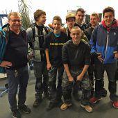 PTS Dornbirn gewinnt Lehrlings-Casting