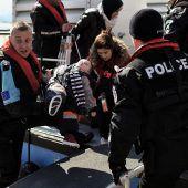 Frontex-Aufstockung stockt