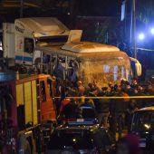 Bombenanschlag auf Touristenbus