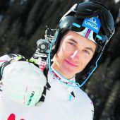 Patrick Feurstein mit der Weltcup-Premiere