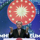 Türkei verschiebt Offensive