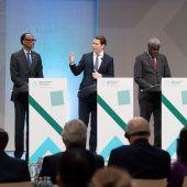 Wettlauf mit China um afrikanischen Kontinent