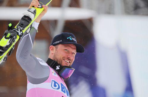 Feierte auf der Saoslong schon sechs Siege: Aksel Lund Svindal.gepa