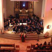 Adventkonzert des Musikvereins Lochau