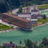 188 Millionen Euro werden von den Illwerken VKW im Jahr 2019 investiert. D1