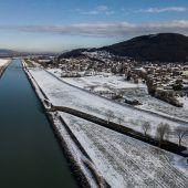 Rhein – Vorrang für die Sicherheit