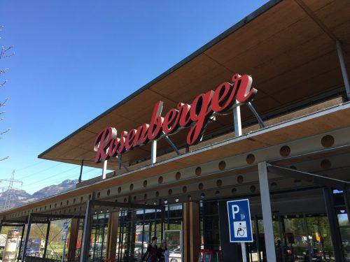 Gut frequentiert ist die Rosenberger-Raststätte in Hohenems. Rauch