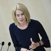 Claudia Gamon zieht in die EU-Wahl. A2