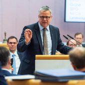 Landtag bereinigt 2019 Kompetenzen