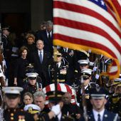Trauer um George H. W. Bush