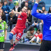 Titelverteidiger Alpla HC Hard und Bregenz ziehen ins Cup-Viertelfinale ein. C7