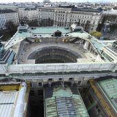 Baustelle Parlament