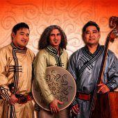 Zwischen Orient & mongolischer Steppe