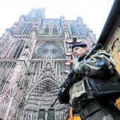 Höchste Sicherheitswarnstufe in Frankreich