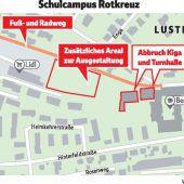 Campus Rotkreuz als Rekordprojekt