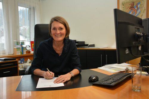 Angelika Moosbrugger: In die zukunftsträchtigen Bereiche Bildung und Kinder wird auch 2019 kräftig investiert.