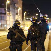 Straßburg-Attentäter bei Razzia getötet. A2