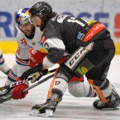 Dornbirns Bulldogs biegen mit sieben Kooperationsspielern Salzburg 4:3. C1
