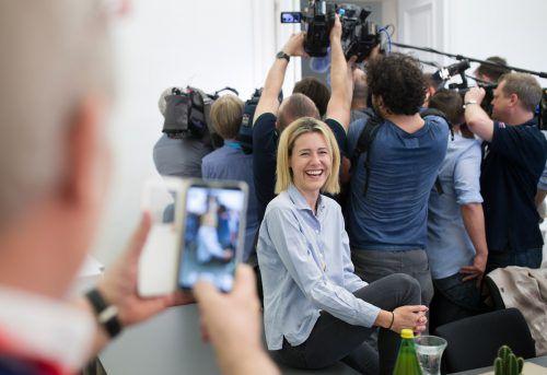 Gamon kündigte am Sonntag an, bei der EU-Wahl antreten zu wollen. Im Nationalrat würde ihr mit Doris Hager-Hämmerle wieder eine Vorarlbergerin folgen.APA