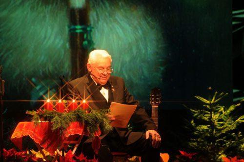 Hans Günther Lutz präsentiert im Kulturhaus Dornbirn ab 15.00 Uhr wieder ein einzigartiges Benefizweihnachtskonzert und widmet dies dem guten Zweckrfh