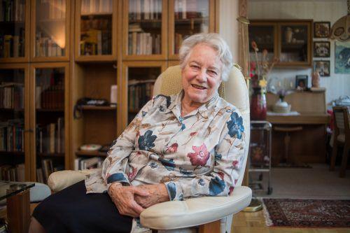 Hildegard Pfanner wurde nach Hildegard von Bingen benannt.VN