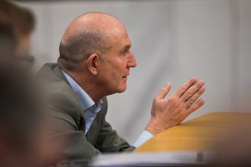 Hofer und die ÖVP gaben der FPÖ einen Korb. Nur die SPÖ stimmte zu. VN/Steurer