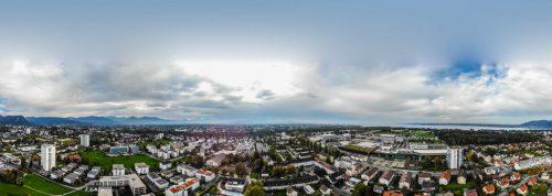 In Bregenz sollen leer stehende Geschäfte und Wohnungen möglichst rasch wieder genutzt werden.