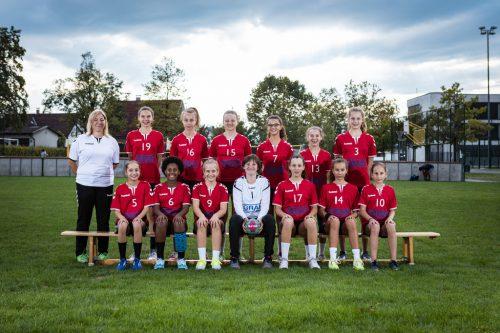 In der U14-2 Handballmannschaft des SSV Dornbirn Schoren steckt viel Potenzial. Das zeigte das Team jetzt gegen Wangen.cth
