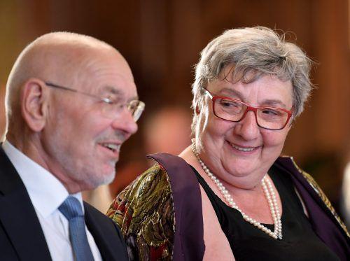 """Inge Posch-Gruska eröffnete die Matinee """"Vielfalt und Verantwortung"""". apa"""