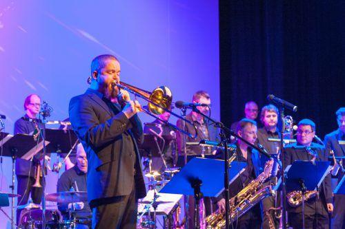 Jazzige Weihnachten mit dem Bigbandclub Dornbirn in der Kulturbühne Ambach. BBCD