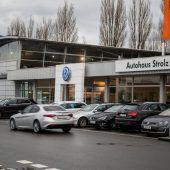 Neuregelung im Autohaus Strolz