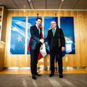 EU-Gipfel fordert Grenzschutz-Ausbau