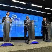 May beim EU-Gipfel abgeblitzt