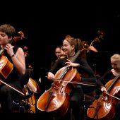 Jugendsinfonieorchester Dornbirn in drei Konzerten