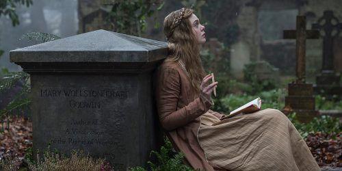 Mary Shelley war eine moderne Frau, die ein aufregendes Leben in englischen Literaturkreisen lebte. STudio