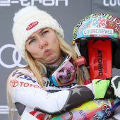 Mikaela Shiffrin heiß auf die nächsten Rekorde