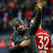 Bayern jagen nachdem nächsten Titel