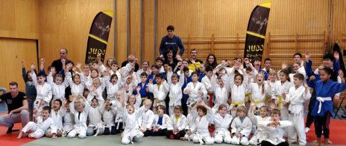 Mit einer erfolgreichen Vereinsmeisterschaft ließen die Judokas ihr Jahr ausklingen.cth