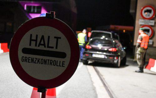 Nicht alle Grenzkontrollen zu EU-Nachbarn wurden eingestellt.APA