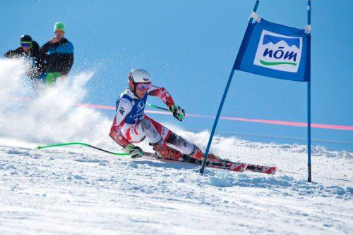 Noel Zwischenbrugger, Marco Feurstein und Lukas Feurstein sind Top-Ski-Talente aus Mellau und erfahren große Unterstützung aus ihrem Umfeld.