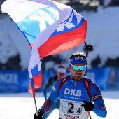 Russland droht Doping-Erdbeben