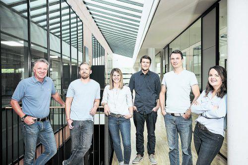 Radikal, agil und disruptiv: Das Team des Innovation Lab von illwerke vkw verlässt ausgetretene Energiepfade für die Lösungen von morgen. I nnovation Lab